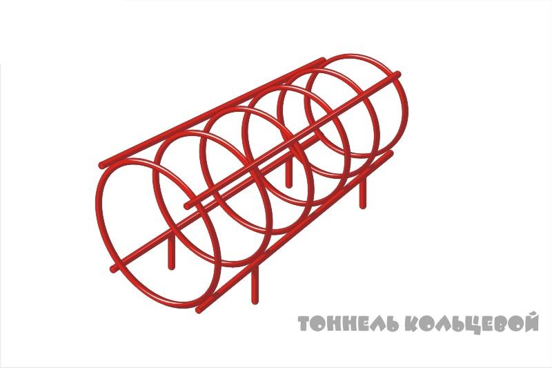 Тоннель кольцевой