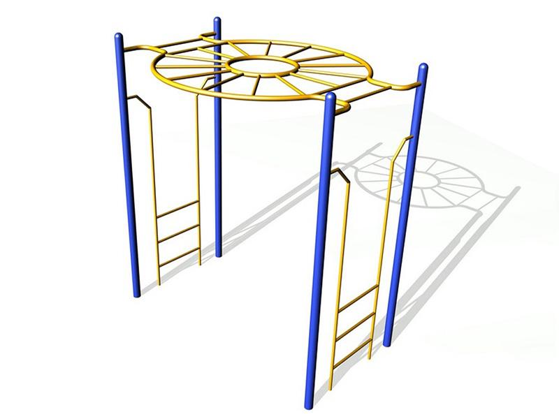 Рукоход круг
